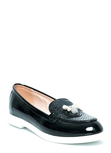 Kuum Loafer Ayakkabı Siyah